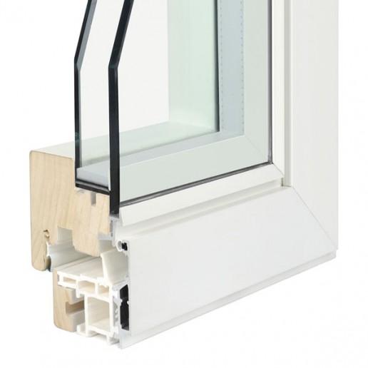 infissi in legno alluminio re glass