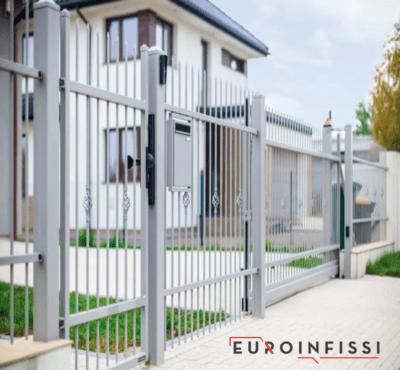 recinzioni in acciaio roma